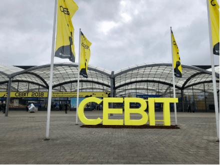 InsurTech Crowdheroes auf der CEBIT 2018