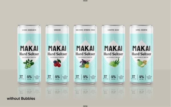 Makai Hard Seltzer Produktphoto